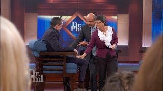 Dr. Phil Apologizes To Guest For 'Having To Hear The Words That You Wanted Your Son Dead'