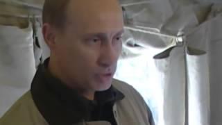 Путин сказал тост