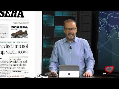 I giornali in edicola - la rassegna stampa 05/11/2020