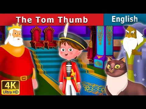Adventures of Tom Thumb in English | Story | English Fairy Tales