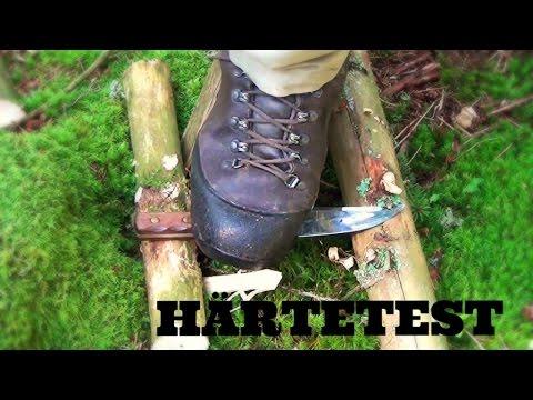 Outdoor Ausrüstung 23 - Ein Waldwerkzeug: Das Original ...
