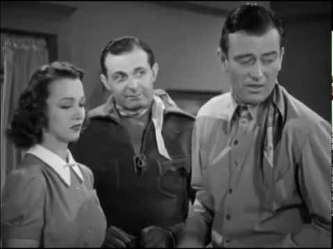 John Wayne & Carole Landis In Three Texas Steers (1939)