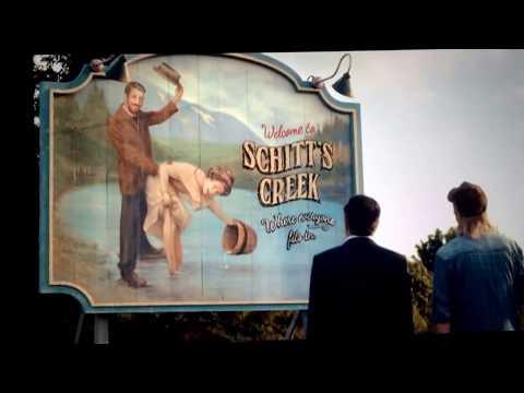 Schitt's Creek, Town Sign Clip