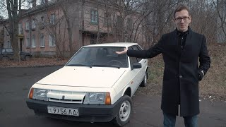 VAZ 2109 in perfect condition. I've bought it![Russian oldschool tuning]
