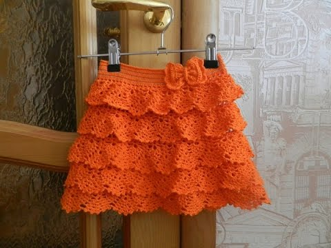 Crochet Patterns| for free |crochet baby dress| 1475 - YouTube