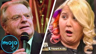 Top 10 WTF Jerry Springer Show Moments
