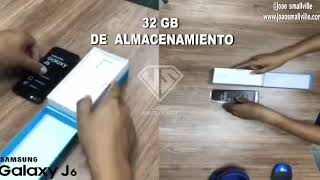 Samsung J6 unboxing