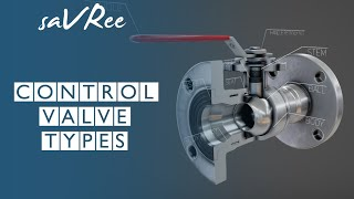 How Valves Work! (Ball, Butterfly, Diaphragm, Gate, Globe, Pinch, Plug and Safety Valves!)