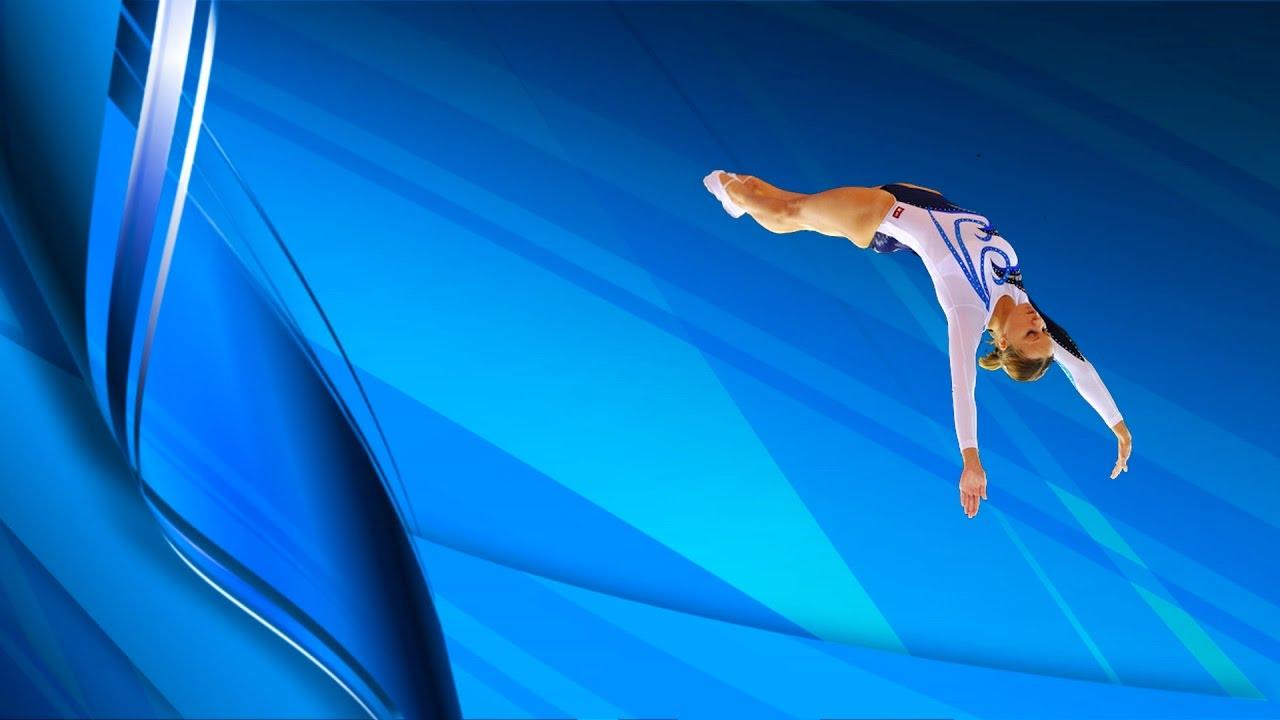 это картинки с прыжками на батуте ученые