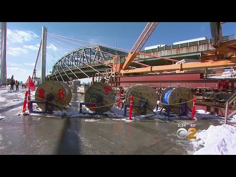Exclusive: Sneak Peek At New Kosciuszko Bridge