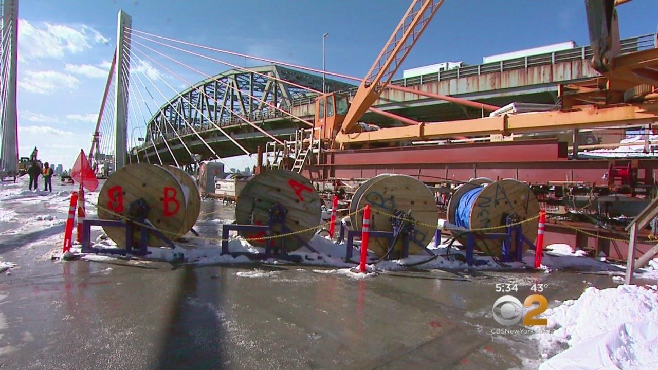Historic moment: New span of Goethals Bridge now open