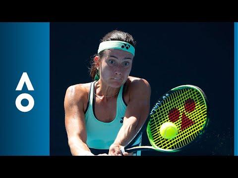 Varvara Lepchenko v Anastasija Sevastova match highlights (1R) | Australian Open 2018