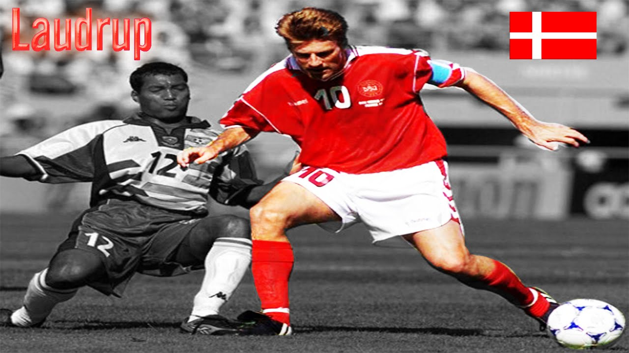 Michael Laudrup ☆ Skills Assists & Goals The Best Player From