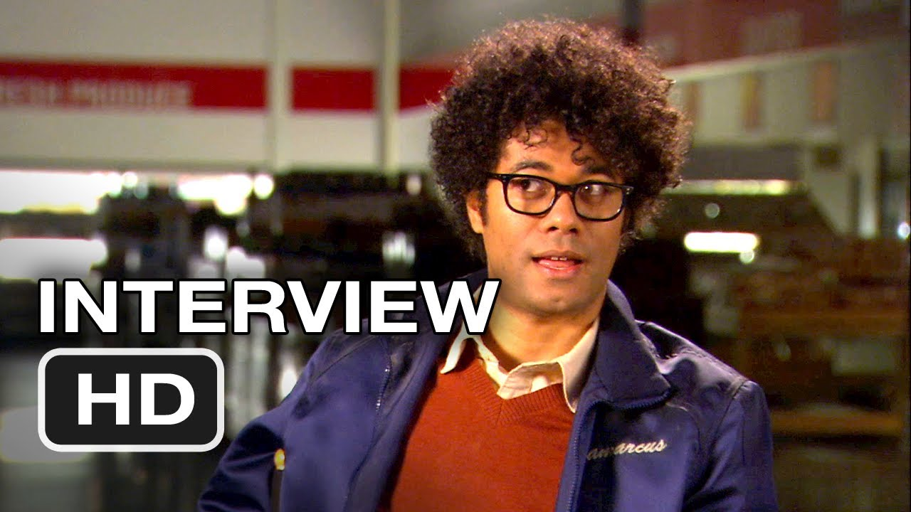 The Watch Richard Ayoade Interview Hd Movie Youtube