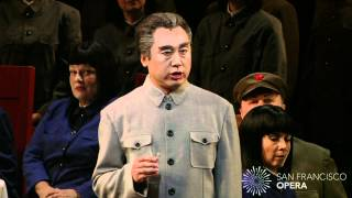 Nixon in China 3 minute preview from San Francisco Opera