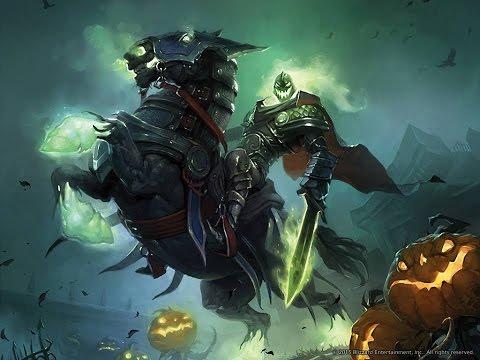 Headless Horseman's Reins ! DROP ! World Of Warcraft