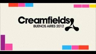 Sascha Dive  Live set Creamfields 2012 (Buenos Aires)  10 11 2012