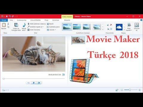 Movie Maker Türkçe Full Indir