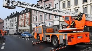 Wohnungsbrand in Altenhagen – Mieter vorläufig festgenommen