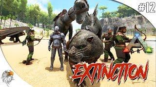 ARK EXTINCTION - ESTAMOS BEM DE NOVO #12