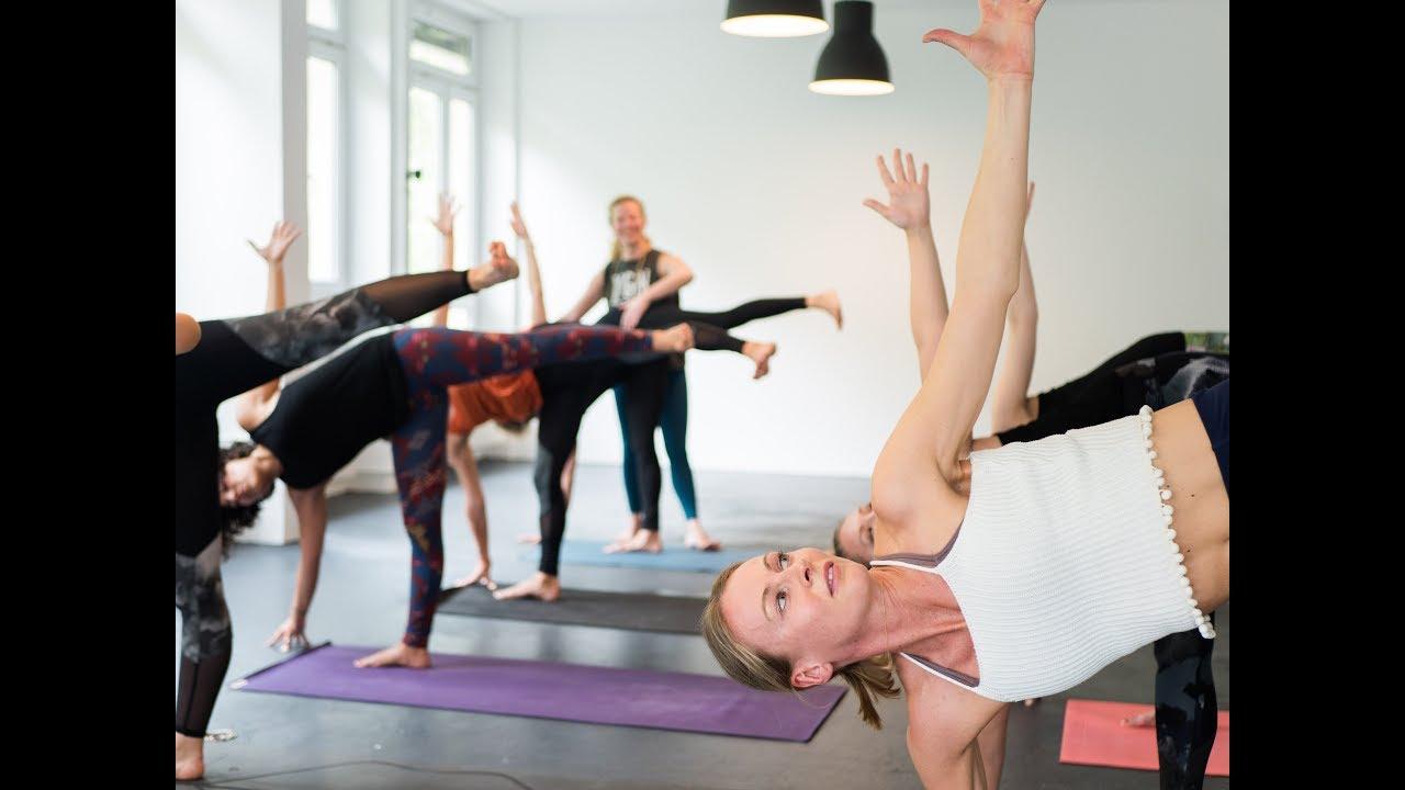 Yoginzky Yoga In Stuttgart Youtube