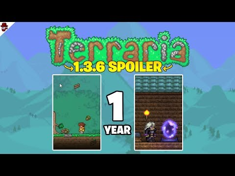 Terraria 1.3.6 adds Magic Banking (mystery solved!) 2019 Update