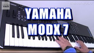 YAMAHA MODX7 Demo & Review