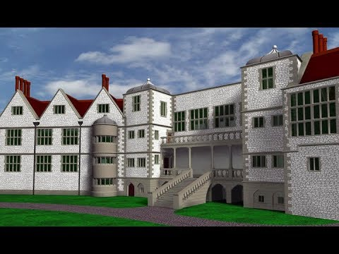 Virtual Tours of Dudley Castle in 1550