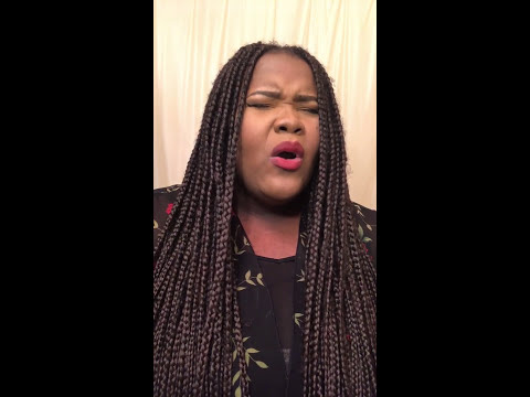 """Danielle Holback - """"Tired"""" Cover by Kelly Price"""