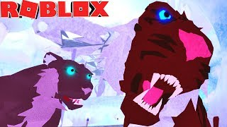 THE ICE AGE AND THE MIGHTY SNOW TIGERS! | Feline's Destiny (Roblox) (EN-BR)