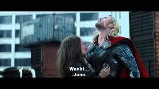 Thor The Dark World Trailer Nl Be Official Marvel Hd
