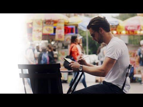 Reid Schlegel: Redesigning the New York City Hot Dog Cart