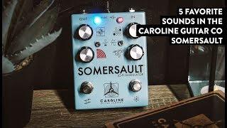 Caroline Guitar Co Somersault Lo-Fi Modulator Demo