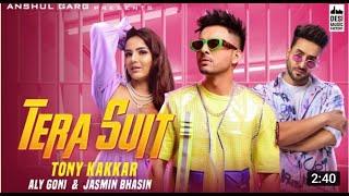 Tera Suit Song | Bam Bam Digga | Tony Kakkar | Jasmine Bhasin | Aly Goni | New song | Anshul Garg