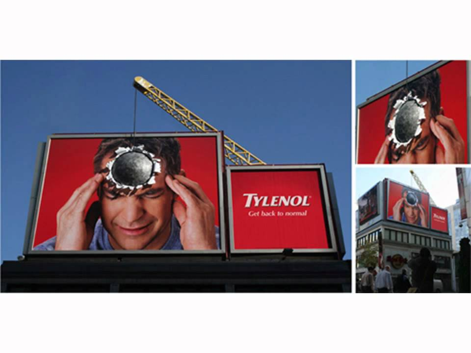 Creative Outdoor Billboards - Billboard Advertising Ideas - Jon ...