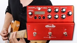 Amplifire by Atomic Amps Direct In Stereo