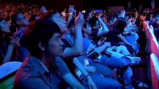 Lenovo Tech World - Windows Cortana + REACHit Demo
