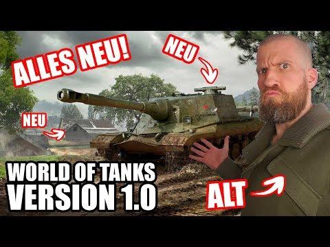 World of Tanks Version 1.0 - DANN SPIEL ICH DAS HALT AUCH MA!