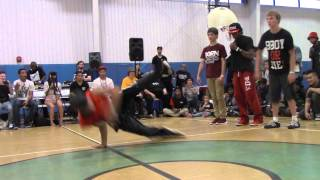 Deuces Wild FSS Prelims: Loose Sted Killa vs Dancing On Air