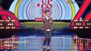 Indra Jegel: Asal Musik Dangdut (SUCI 6 Show 11)