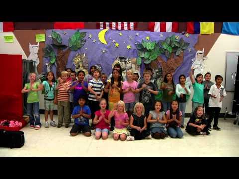 Dixie Sun Elementary School Song