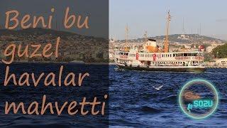 Orhan Veli - Beni Bu Güzel Havalar Mahvetti