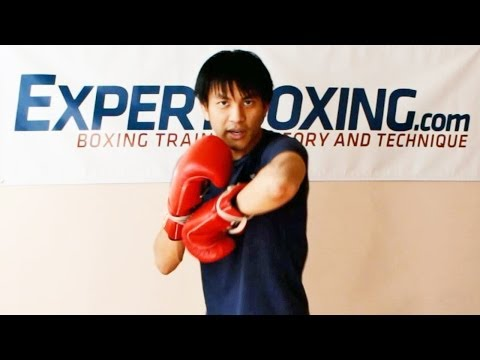 Best Defensive Stance for Boxing