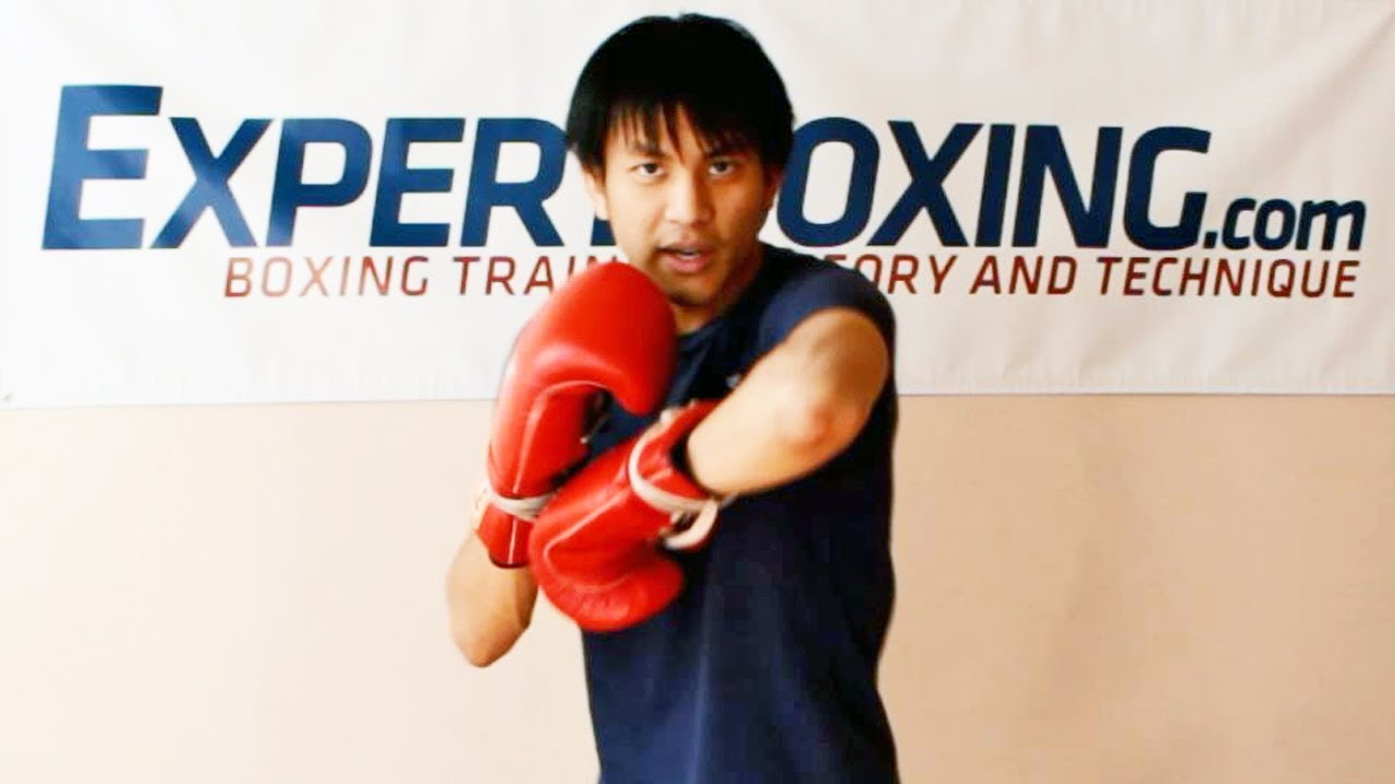 best defensive stance for boxing youtube