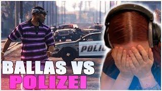 POLIZEI VS BALLAS - DER GROßE EINSATZ | Best of Tinkerleo #94 YouTube only
