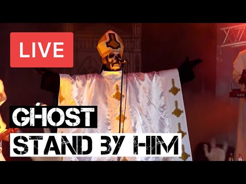 Ghost - Stand By Him Live in [HD] @ Download Festival 2012