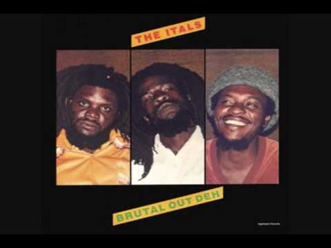 The Itals - Smile Knotty Dread