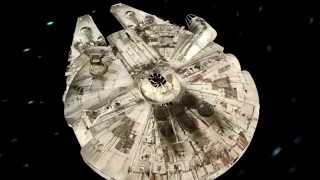 Star Wars VII  Fan Trailer(The Movies Game)