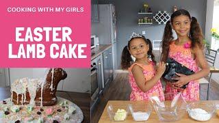 Easter Lamb Cake (Osterlamm) Recipe