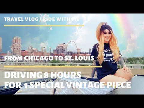 ROAD TRIP! 😍 LET'S GO! Driving 8 hours for 1 vintage piece off of Facebook Marketplace?! from YouTube · Duration:  20 minutes 6 seconds